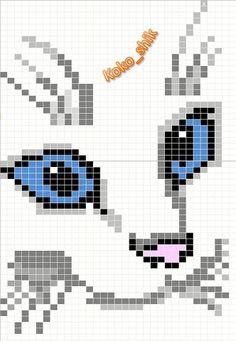 Cross Stitch Alphabet, Cross Stitch Animals, Cross Stitch Charts, Cross Stitch Embroidery, Cross Stitch Patterns, Tapestry Crochet Patterns, Crochet Animal Patterns, Stuffed Animal Patterns, Crochet Animals