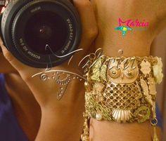 @MarciaAccesorios1 brazaletes hechos 100% a mano