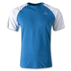 Kappa Banda Raglan Shirt (Royal)