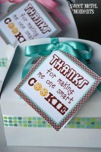 Teacher Gifts-Super ideas!