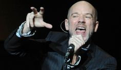 Michael Stipe sorprendió como telonero de Patti Smith