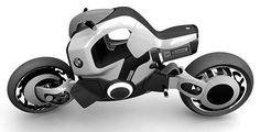 Wahnsinn concept motorcycle by Motorepublic