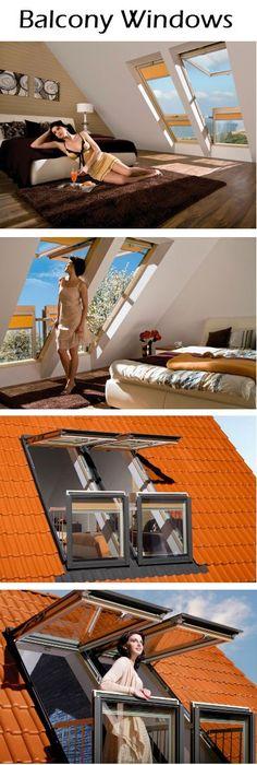 So wird das Dachgeschoss schön hell