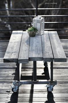 DIY – Betongbord | @my casa