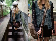 freepeople style   Check out Free People 's new Raymi hobo from their upcoming October ...