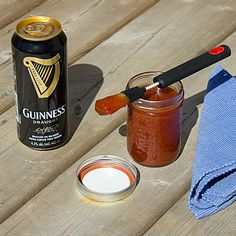 Guinness bbq sauce. Prep time 10 min. Cook time 1 hour. All the alcohol cooks out and leaves behind a wonderful, deep flavor! The men in my family will love this.