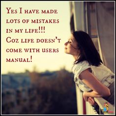 My life, my choice, my mistakes, my lessons. Not your business !! Live Bindaas #withMsBee