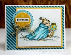 Designed by Lori Barnett. House-Mouse image colored with Blendable Colored Pencils and Spectrum Noir Sparkle Pens. Christmas Cards, Merry Christmas, Christmas Holidays, House Mouse Stamps, Mouse Pictures, Mouse Crafts, Boxes And Bows, Spectrum Noir, Heart Cards