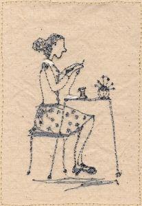 Resultado de imagen para michelle holmes embroidery