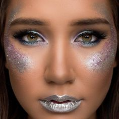 Halloween is only 4 days away! Have you watched @beautbysalem 's Galaxy Princess YouTube video yet?! Perfect for a last minute costume :sparkles: