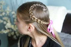 Partial Heart Braid