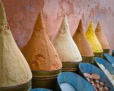 Spice Souk in Marrakesh