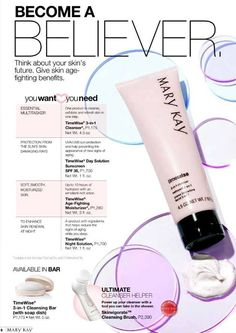 It's not called the Miracle Set for nothing! #marykay #beauty www.marykay.com/bailiedykstra