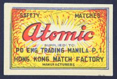 Atomic Safety Matches