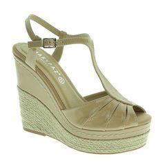Nude By #MaryPaz @MARYPAZ Shoes