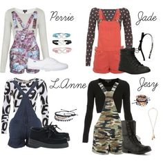 Cute Little Mix Outfits, Polyvore, Cute, Image, Clothes, Fashion, Outfits, Moda, Clothing