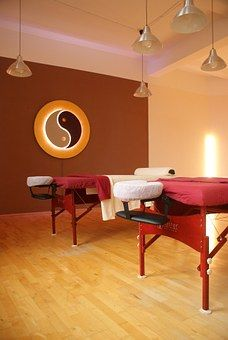 Great massage rooms