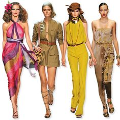 WHY WE LOVE IT - Seventies - Spring Fashion 2011 - Fashion - InStyle