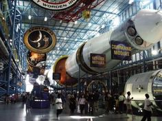 Kennedy Space Center, FL. Another favorite vacation!! I was so mesmerized and learned a ton!