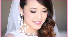 15 Ideas Wedding Day Makeup Asian Make Up Simple Wedding Makeup asian Day Ideas Makeup Wedding weddingmakeuptipsdiy Simple Bridal Makeup, Asian Wedding Makeup, Bridal Makeup Tips, Wedding Makeup For Brown Eyes, Natural Wedding Makeup, Bridal Makeup Looks, Asian Makeup, Wedding Hair And Makeup, Bridal Beauty