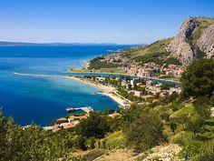 Omis- Kroatien