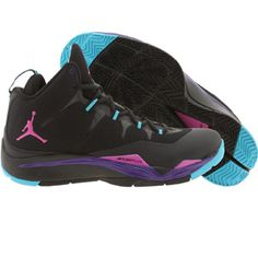 best website aec97 d3404 Jordan Men Super Fly 2 (black   club pink   crt purple   gmm bl) 599945-009  -  129.99