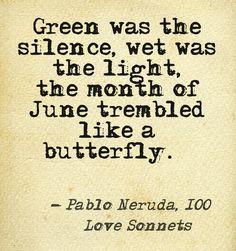 Pablo Neruda, 100 Love Sonnets