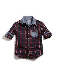 Kids Boys Shirt