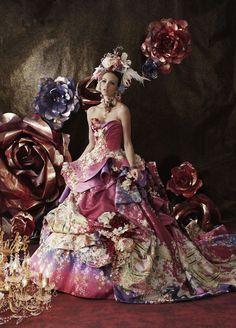 "Stella de Libero ""Color"" Bridal Collection : Stella de Libero Color Bridal Collection Photo 02"