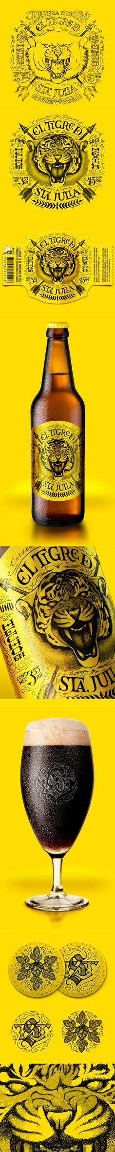 El Tigre de Santa Julia Designer: Christian Antolin Country: United States