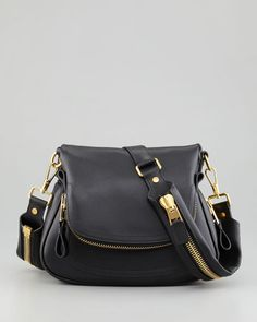Tom Ford - Jennifer Medium Leather Crossbody Bag... Obsessed