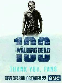 Season 8 | The Walking Dead (AMC) | October 22, 2017