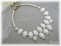 """Collier """"Mariage"""""""