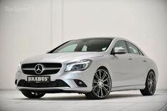 2014 Mercedes CLA Class By Brabus