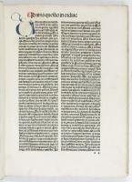 Malleus maleficarum Institoris, HeinricH El mças importante trabajo de demonología jamás escrito. Se publicaron varias ediciones a partir de 1520 y son raros los ejemplares que conservan todas sus páginas.