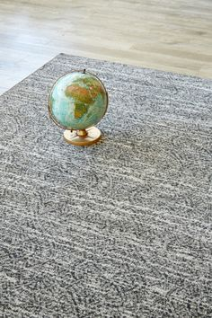 Chinese Fan Taupe (3 X 4m): Locally designed and produced in KwaZulu Natal, this range of Airloom rugs is cl...