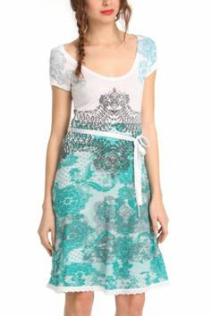 b6cd68cd7b21 Desigual Women s Paris dress. One of our favourite styles for Desigual  women and a best