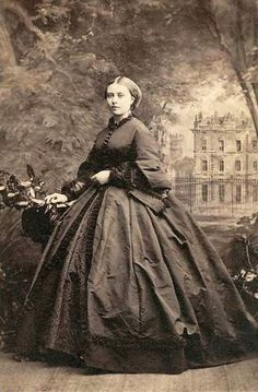 Princess Victoria of the United Kingdom,Princess Royal in 1859.A♥W