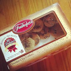 Freihofer's | 49 Things People From Upstate New York Love. Carter & I just happen to be enjoying a box of Freihofer's cookies right now.