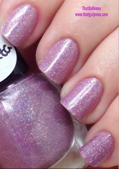 Knockout Lacquer - Gogoplata (untried)