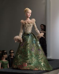 Anniversary Gala, dressed doll, 2004, Robert .  Have her.