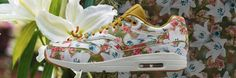 """The Latest Nike Air Max 1 City Collection Goes Floral - Ultra """"Milan"""""""
