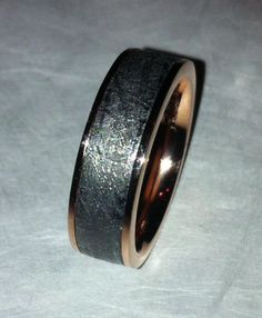 We specialize in custom-made engagement rings and wedding rings for customers who want a lasting symbol of their relationship. We handcraft the perfect ring for you. Gibeon Meteorite, Custom Made Engagement Rings, Gents Ring, Ring Crafts, Unique Rings, Rings For Men, Wedding Rings, Rose Gold, Accessories