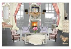 Glamour Dining Room