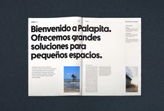Picture of 7 designed by Carlos Galán Rubio for the project Palapita. Published on the Visual Journal in date 16 January 2018