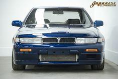 1990 Nissan Cefiro A31 RB20DET