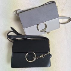 22.00$  Buy now - http://alipqr.shopchina.info/go.php?t=32755477783 - 2016 new soft pu leather flap handbags with belt shoulder bag women fashion female leisure real photo in stock black rings chain 22.00$ #magazine