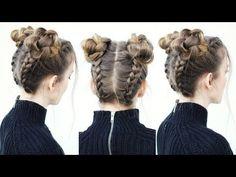 15 peinados con trenzas que puedes lucir esta navidad