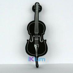 Cooler USB-Stick 8GB - Cello Schwarz €12.90 #usbstick #usbsticks #usb #geschenk #geschenke #geschenksideen #angebot #angebote