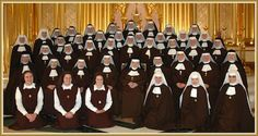 Mother Angelica & Nuns
